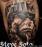 New Steve Soto Tattoos Goodfellas Tattoos