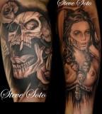 Stylish Goodfellas Tattoo Art (NSFW)
