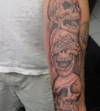 Inspiring Sleeve Tattoo Goodfellas Tattoo And Body Piercing