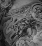 Cool Greek Mythology Tattoo Design Inspiration