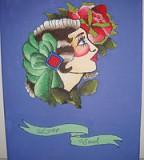 Celtic Cross 2000 Gipsy Lady Tattoo