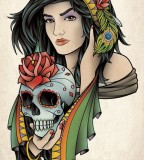 Confessions Of A Bibliophile Tattoo Design
