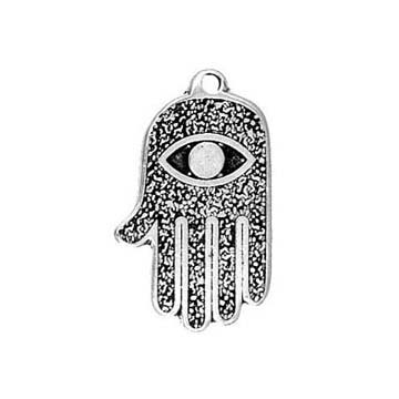 All Seeing Eye Protection Amulet Tattoo Design Idea