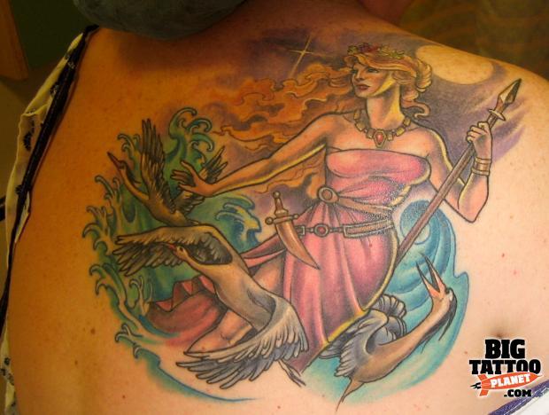 Fabulous Hannah Aitchison Tattoo Wallpapers