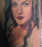 Glamorous Arwen Tattoo Ideas by Hannah Aitchison