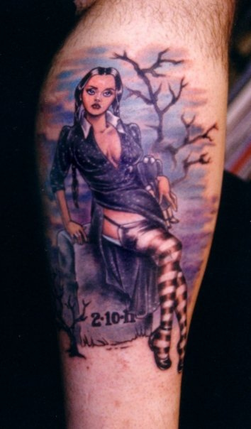 Awesome Hannah Aitchison Pin Up Tattoo Photos
