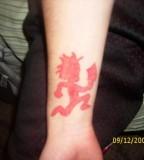Hatchet Man Tattoo By Makinda304 On Deviantart