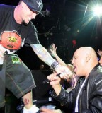 Ice Has A Hatchet Man Tattoo Photos From Danny Winsor Triple D