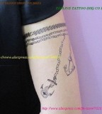 Chains and Heart Tattoo Designs for Men