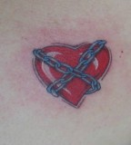 Heart Chains Tattooz By Sassy