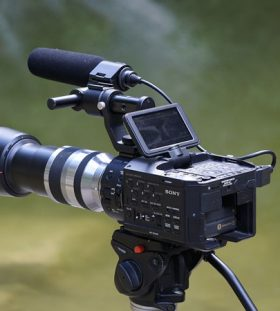 It's pretty hard to imagine a life without camcorders today. Like it or not, the camera is taking a major part in our daily lives.