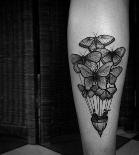 hot-air-balloon-tattoo-artist-unknown