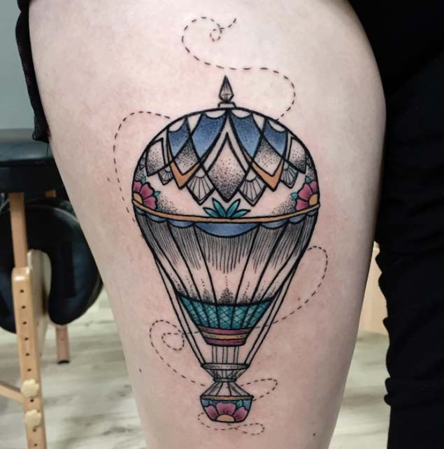 hot-air-balloon-tattoo-by-bonita-caruana