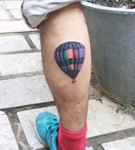 hot-air-balloon-tattoo-by-fatih-obadas