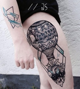 hot-air-balloon-tattoo-by-jessica-svartvit-2