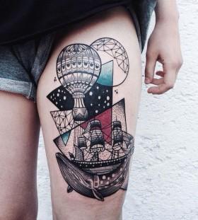hot-air-balloon-tattoo-by-jessica-svartvit