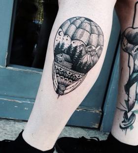 hot-air-balloon-tattoo-by-jessica-svartvit-3