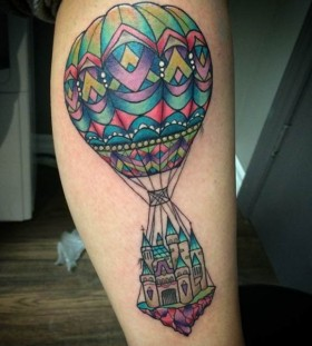 hot-air-balloon-tattoo-by-samantha-reed