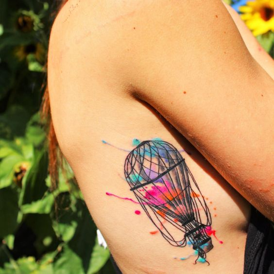 hot-air-balloon-tattoo-by-samina