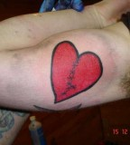 Cute Broken Heart Tattoos Slodive