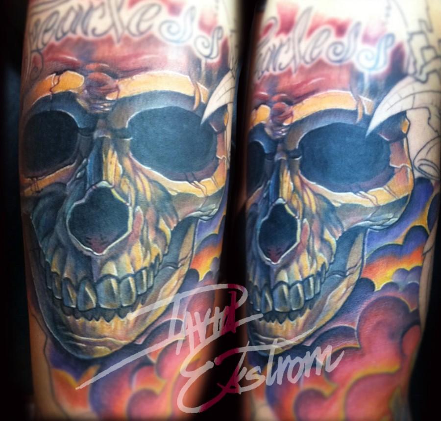 Skull Evil Tattoos Amp Art