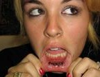 Entries About Get An Inner Lip Tattoo