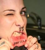Inner Lip Tattoos