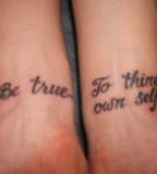 Celtic Inner Wrist Tattoo Designs For Girls