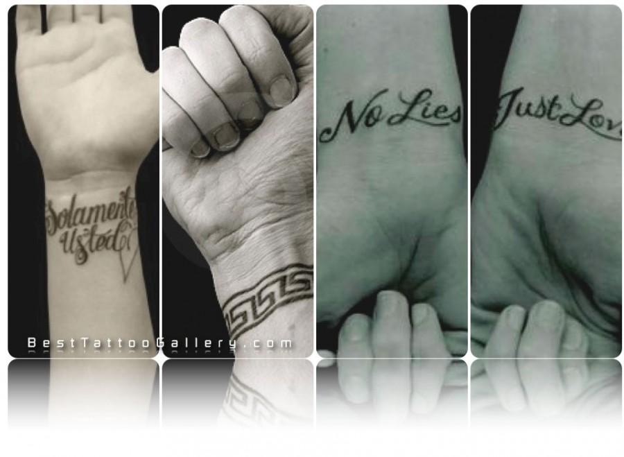 Ideas Of Inner Wrist Tattoo Designs