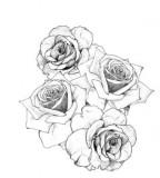 Rose Wrist Tattoo Idea