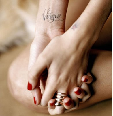 Stunning Wrist Tattoo Designs