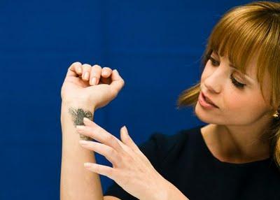 My Tattoos Zone Wrist Tattoo