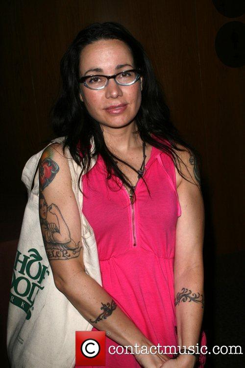 Garofalo And Her New Rosie The Riveter Tattoo By Friday Jones