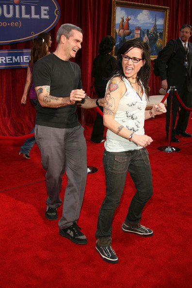 Henry Rollins And Janeane Garofalo Photos Premiere Of Walt