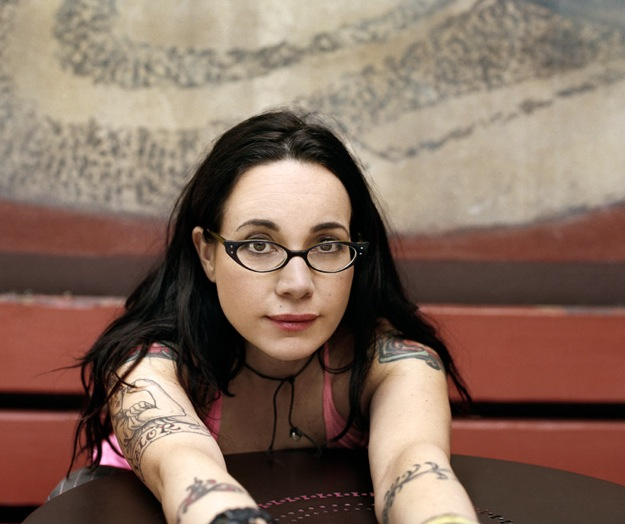 Inked Magazine Article Q Amp A With Janeane Garofalo