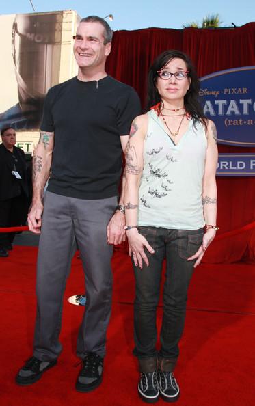 Janeane Garofalo And Henry Rollins Photos Premiere Of Walt