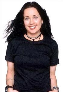 Janeane Garofalo Tattoos On Her Shoulder Janeane Garofalo Images