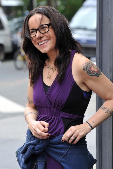 Janeane Garofalo Tattoos Stylebistro