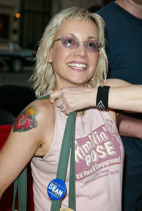 Tattoo Removal Janeane Garofalos Tattoos