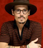 Celebrity Tattoos Johnny Depp In A Photo