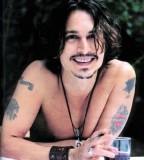 Johnny Depp Hands Tattoo