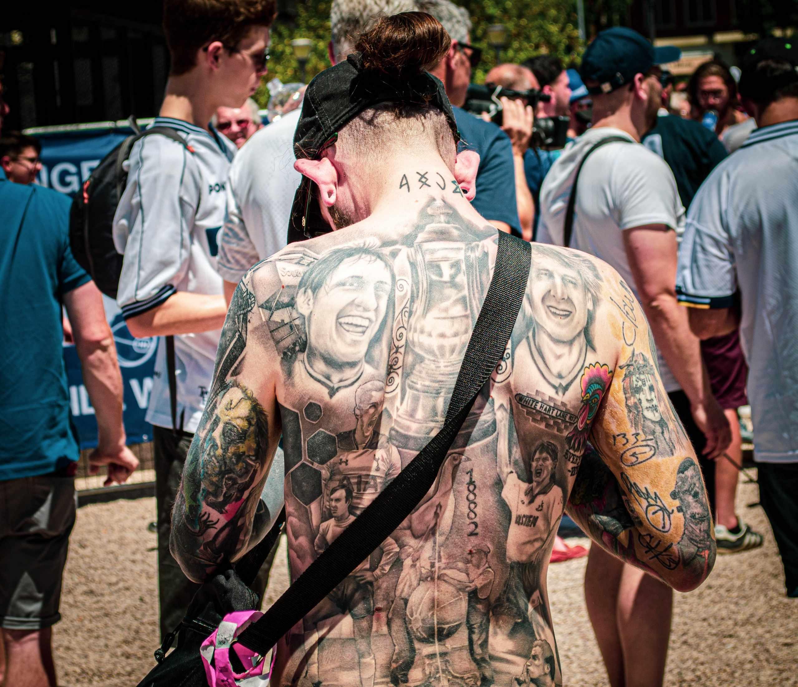 tattoo healing process