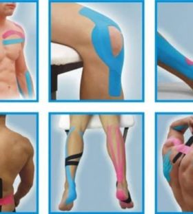 Cutting Different Types of Kinesiology Tape