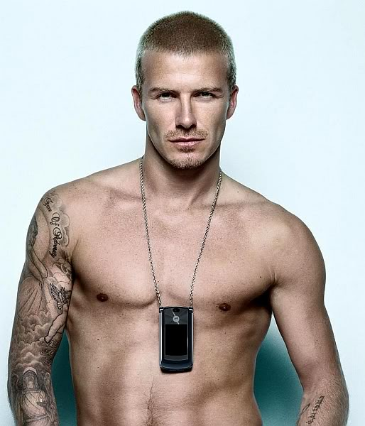 David Beckham Tattoo Meanings