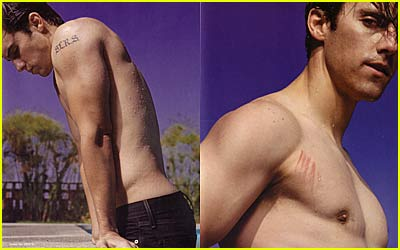 Milo Ventimiglia Tattoo Meanings And Picture