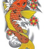 Fish Tattoo Meanings Images Design