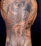 Tatto Design Of Koi Tattoos All Body