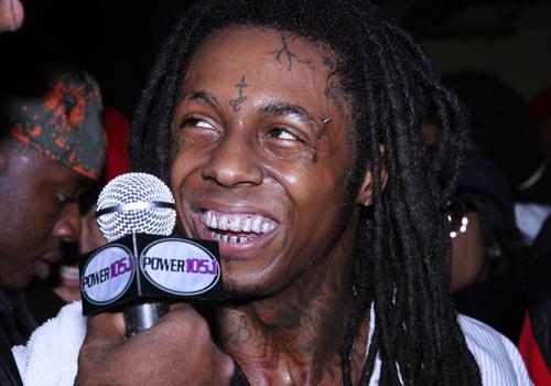 Lil Wayne Forehead / Cheek / Eyes Tattoos