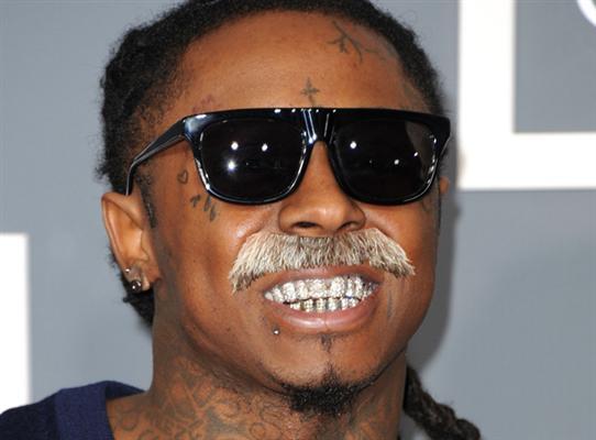 Lil Wayne Mustache Makeovers