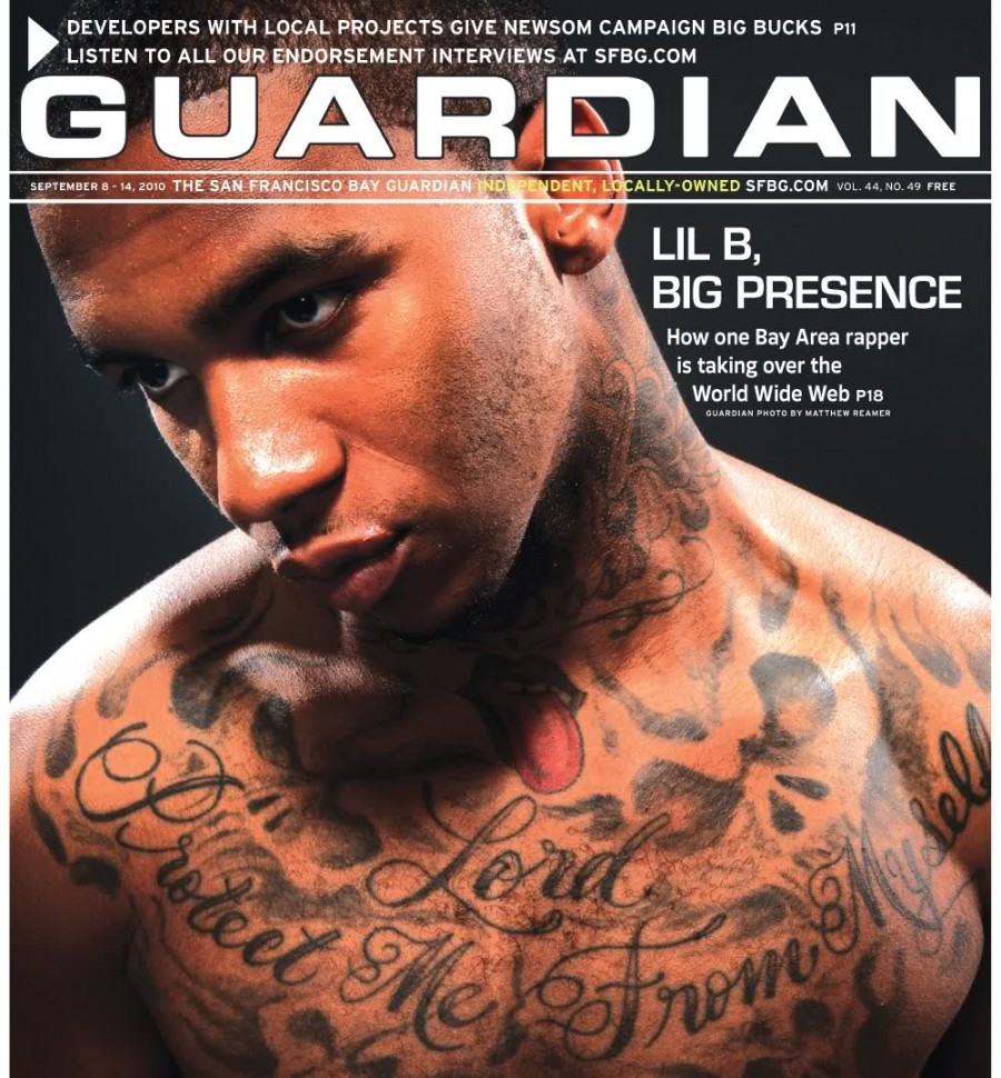 Confessions Of A Starr Glimpse At Lil B Based God Tattoos On His Chest